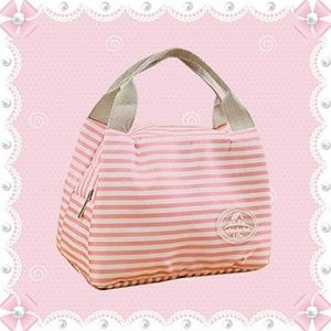 Handbags - Insulated Thermal Mini Cooler Lunch Bag